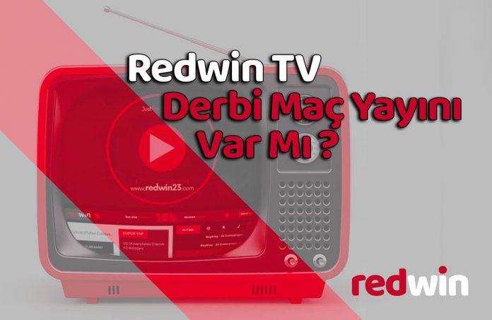 Redwin Tv Bedava Derbi Maç Yayını