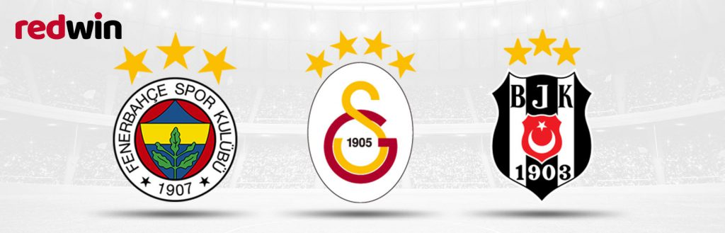 Redwin Fenerbahçe, Galatasaray, Beşiktaş bedava maç izle