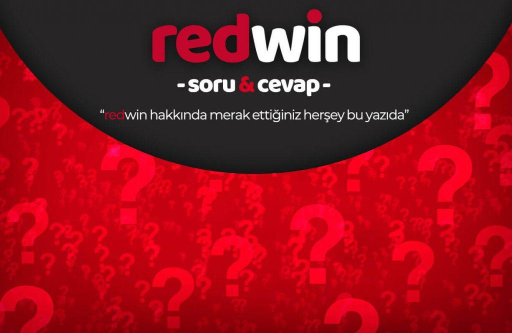 Redwin soru cevap ve analiz