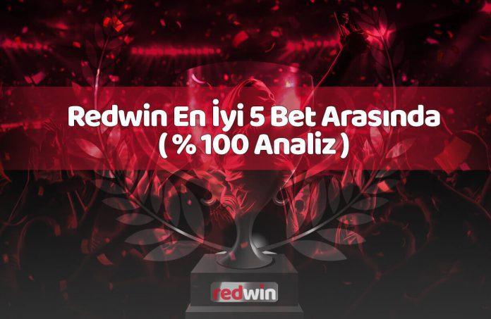 Redwin en iyi bet sitesi