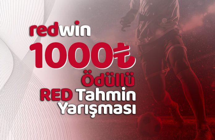 Redwin red tahmin