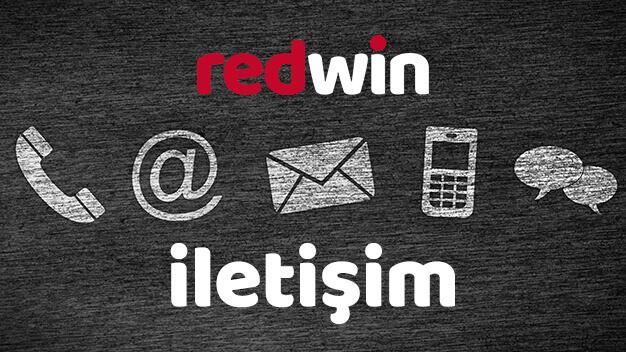 Redwin iletişim nasıl kurulur
