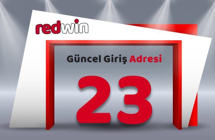 redwin23 yeni giriş adresi redwin 23