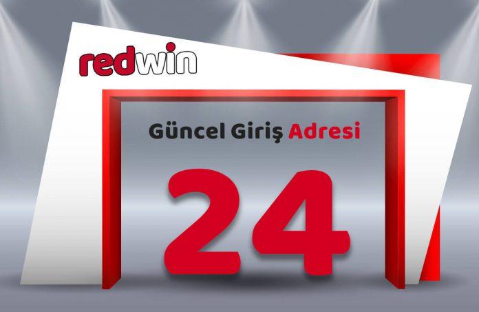 Redwin 24 giriş adresi redwin24