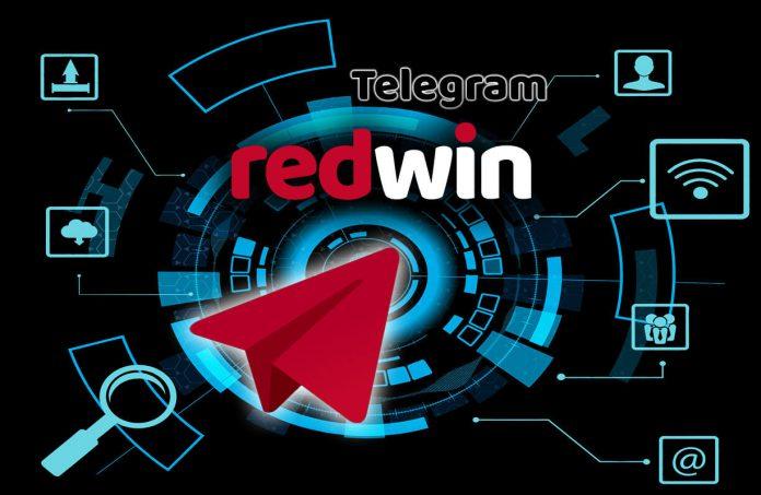 Redwin Telegram