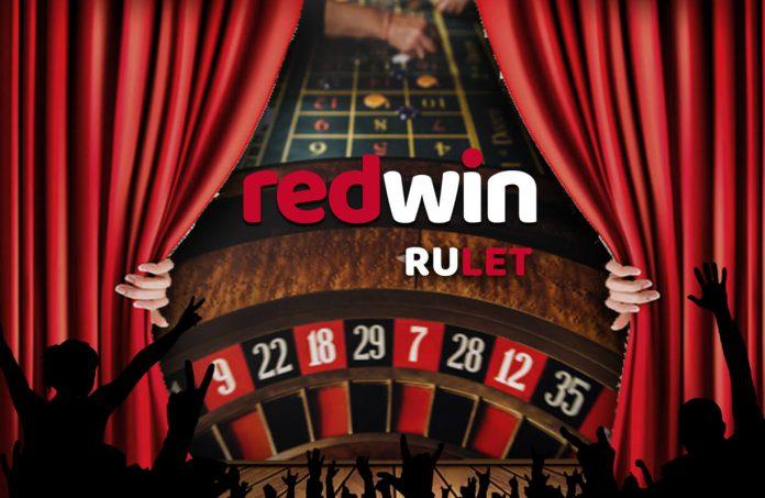 Redwin canlı casino rulet oyunları